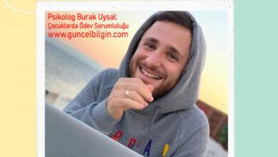 Photo of PSİKOLOG BURAK UYSAL, ÇOCUKLARDA ÖDEV SORUMLULUĞU İLE İLGİLİ ÖNERİLERDE BULUNDU